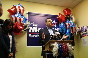 Joe Nicoletti drops out of Syracuse mayoral race, endorses Juanita Perez Williams
